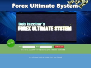 Forex ultimate system